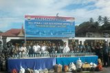 Lantamal VIII Manado musnahkan barang bukti 1.500 liter miras
