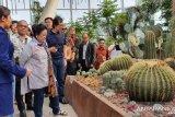 Presiden RI kelima Megawati sempatkan kunjungi Beijing World Holticultural Expo 2019