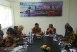Gubernur Babel dan Sumsel matangkan usulan pembangunan jembatan Selat Bangka