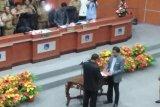 DPRD Kolaka serahkan empat perda Inisiatif