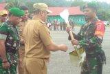 Di Konawe Utara, TNI bantu pulihkan daerah terdampak banjir