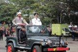 Gubernur Lampung puji kinerja personel Polri