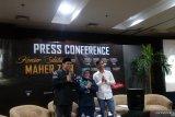 Penyanyi religi Maher Zain konser delapan kota di Indonesia