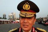 Presiden Jokowi jadi inspektur upacara HUT Bhayangkara ke-73