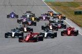 Tim dan pebalap Formula 1 antisipasi aspal baru Sirkuit Silverstone