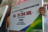 BPJS Ketenagakerjaan Kudus salurkan santunan untuk 218 ahli waris