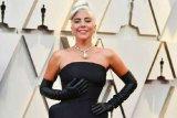 Digendong penggemar, Lady Gaga jatuh dari panggung