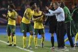 Kiprah Afsel berakhir di Piala Afrika akibat kegagalan sentuhan akhir