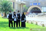 Begini ciri-ciri petugas haji di Tanah Suci