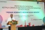 ANTARA dukung Dinas Kominfo di daerah jaga NKRI dan satukan negeri