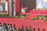 Presiden Jokowi akan lantik 781 CAPAJA TNI-Polri