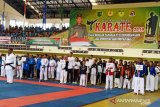 Pangdam Cenderawasih : kejuaraan karate 2019 untuk jaring bibit atlet PON