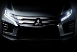 Wajah baru Mitsubishi Pajero Sport