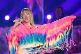 Manajer Justin Bieber puji album baru Taylor Swift