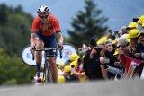 Pebalap jagoan Tour de France kecelakaan saat operasikan traktor