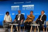 Kebebasan media di wilayah Asia jadi sorotan