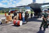 Pemkab Pegubin gelar bakar batu dan doa untuk pencarian Helikopter MI-17