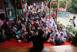 Menghidupkan mimpi di Kampung Dongeng