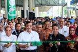 Layanan Grab hadir di tujuh bandara udara di Sumatera