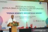 Diskominfo Kabupaten Muba bersama ANTARA siap bersinergi jaga NKRI