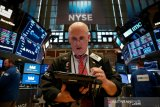 Wall Street dibuka menguat