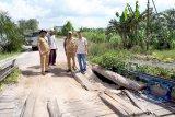 Legislator desak pemkab perbaiki Jembatan Sipa Sipu di Seruyan