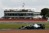 Bottas unggul tipis dari Hamilton untuk rebut pole position GP Inggris