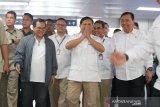 Jokowi dan Prabowo akan  bertemu di stasiun MRT Lebak Bulus