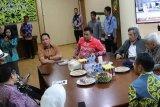 Bupati paparkan dua proyek strategis Lamandau kepada Komisi V DPR RI