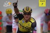 Pebalap Belanda Dylan Groenewegen menangi etape ketujuh Tour de France
