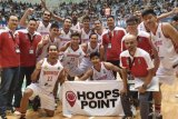 Indonesia menangi laga pertama di William Jones Cup