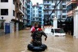 Banjir Nepal telan 47 orang
