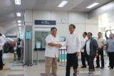 Makna MRT dan sate untuk bertemunya  Jokowi-Prabowo