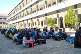 Reskrim Polresta Palembang gelar pra rekonstruksi meninggalnya siswa  saat MOS