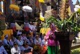 Ritual Tawur Labuh Gentu jaga tradisi dan kerukunan beragama