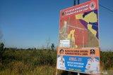 Hotspot di Kalimantan Selatan terpantau ada 10 titik