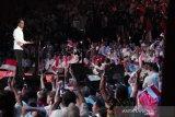 Jokowi butuh menteri yang berani