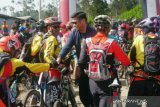 456 peserta meriahkan International Mountain Bike Beautiful Malino 2019