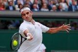 Roger Federer tumbang