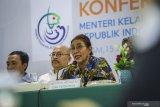 Riset I2: Menteri Susi Pudjiastuti jadi menteri terpegah di Twitter