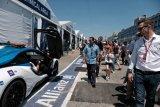 Formula E tak serumit F1 yang membutuhkan sirkuit khusus