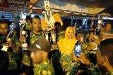 Hasil karya 'bom asap cabai' bawa Lamandau juara dua PEDA KTNA tingkat Kalteng