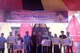 Lima grup penampil terbaik Festival Randai Tradisi Taman Budaya Sumbar