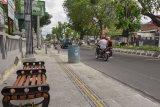 Yogyakarta tata pedestrian untuk perkuat penanda pintu masuk kota