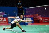 Anthony Ginting tak ingin terbebani gelar juara bertahan di China Open