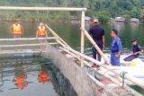 Ditolak, penertiban bagan Danau Singkarak kembali ditunda