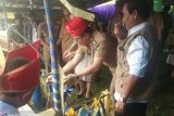 Bupati Poso resmikan proyek Pansimas di 29 desa
