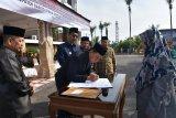 200 mahasiswa IAIN Palangka Raya KKN di Barito Utara.