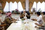 Pemprov Lampung dan Bulog  tekan kenaikan harga beras