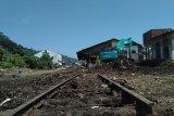 Membangkit kejayaan Poeloe Ajer, Stasiun Kereta tertua peninggalan Belanda di Sumbar